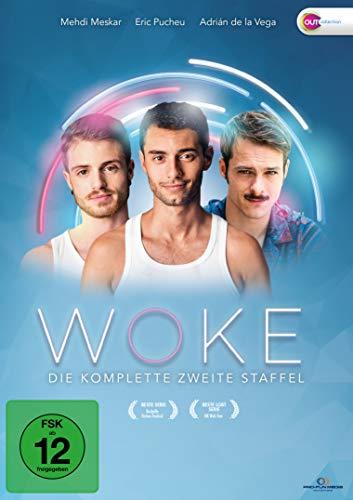 WOKE - Die komplette zweite Staffel (OmU)