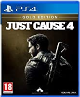 Just Cause 4 Gold Edition (PS4) (輸入版)