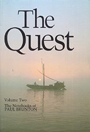 Quest (The Notebooks of Paul Brunton) by Paul Brunton (1986-01-15)