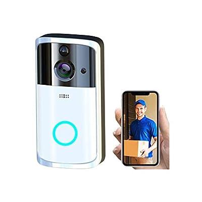 1080P Smart WIFI Security Doorbell Wireless Vid...