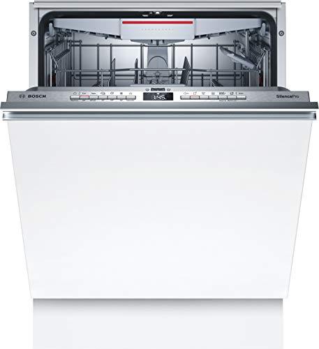 Bosch Elettrodomestici SMV4HCX60E Serie 4, Lavastoviglie a scomparsa totale, 60 cm