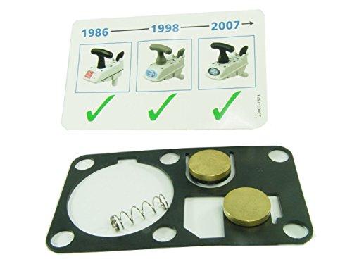 Jabsco 29042-0000 manuelle WC-Ersatzteile (2008 und später) Ventil-Dichtung Oben