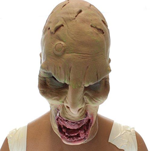 Masque zombie grande qualité souple