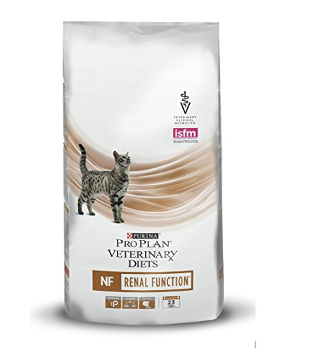 Purina - Pienso Pro Plan Veterinary Diets - NF Renal Function ST/OX, 350 gr