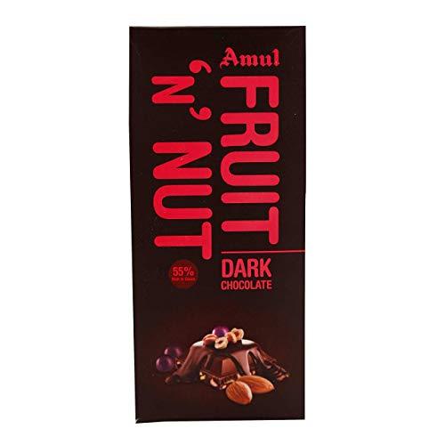 Amul Fruit N Nut Chocolate, 150 g