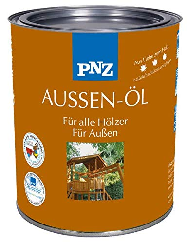 PNZ Außen-Öl, Gebinde:2.5L, Farbe:lärche