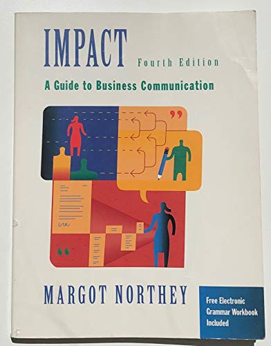 Impact: A Guide to Business Communication (Esl English 2nd Language Series)