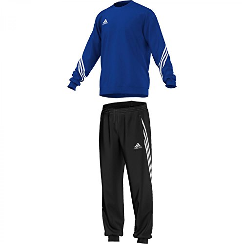 adidas SERE14 SWT Suit - Chándal para hombre, color azul / blanco,...