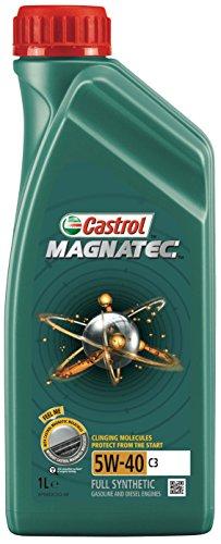 Castrol Magnatec 5W-40C3–Olio motore