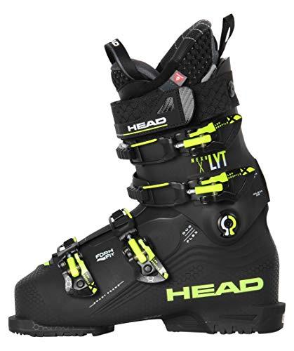 HEAD Herren Skischuhe Nexo LYT X schwarz/gelb (703) 29