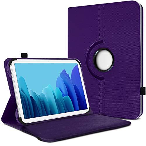 Karylax - Funda de protección para tablet Gulli Kurio Smart 2 en 1 (función atril), color morado