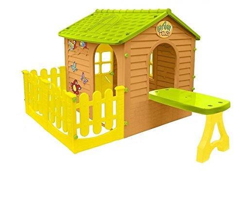 Big House mit Gartentisch (Mochtoys) - 5