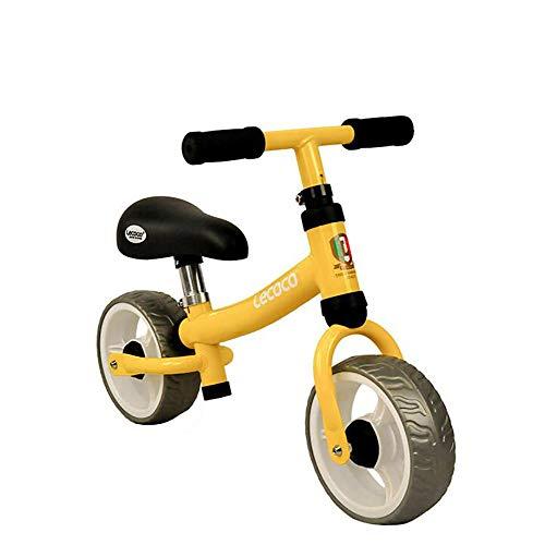 ToysBBS Balance Bike 10-inch (25,4 cm) zonder pedaal Walking Balance Training fiets voor kinderen en kinderen van 2 tot 4 jaar