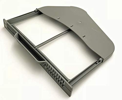 OEM Samsung Dryer Lint Filter Screen Supplied With DV45H7000EP, DV45H7000EP/A3, DV45H7000EW, DV45H7000EW/A2, DV45H7000EW/AC