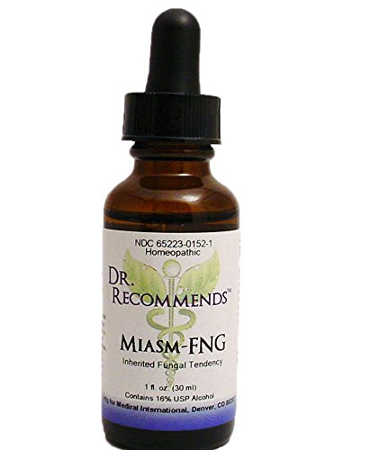 Dr. Recommends Miasm-FNG 1 oz by Mediral