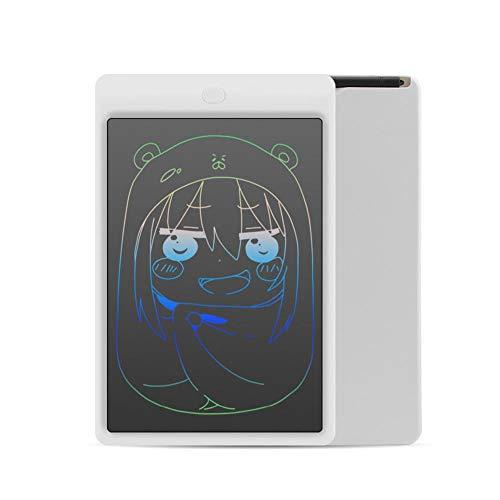 HYL0 Oficina de Escritura de 10 Pulgadas Dibujo portátil Pequeño Pizarra Pizarra Ligera Ligera Tableta Ultra Table Digital Graffiti Tablero de Escritura a Mano ZZBiao (Color : Blue)