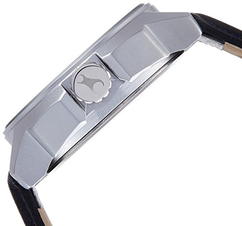 Fastrack Black Magic Analog Blue Dial Men's Watch -NK3089SL01
