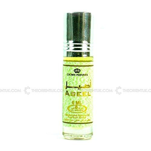 Aseel 6ml SUPERVENTAS Al Rehab Aceite perfume - Calidad
