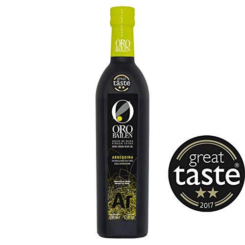 Premium Olivenöl Oro Bailén - Reserva Familiar - Arbequina - 500 ml