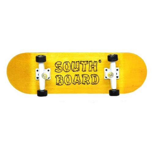 SOUTHBOARDS Komplett Fingerskateboard GE/WS/SWZ Handmade Wood Fingerboard Echtholz