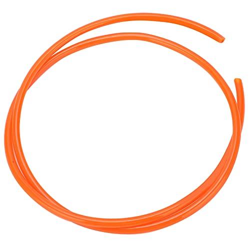 Manguera de Aire Neumática Manguera Neumática Flexible Compresor de Aire OD16xID13 Manguera de Tubería de Tubería de Aire de TPU(naranja-3m)