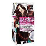Haarfärbemittel Casting Creme Gloss ohne Ammoniak N323 schwarz chocolate