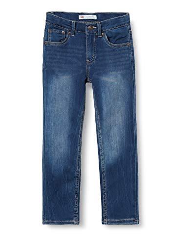Levi's Kids Lvb 510 Knit Jeans para niño, Blue...