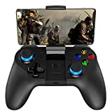 EEEKit Wireless Game Controller for Android/iOS Bluetooth Gamepad with Adjustable Bracket Holder Compatible with iPhone iPad Samsung Galaxy