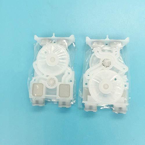 100% Nuevo Nuevo Amortiguador de Tinta de Cabezal de impresión DX7 Original de 10 Piezas para Roland VS-640 FH-740 RE-640 BN-20 RA-640 Mutoh VJ1624 VJ1618 VJ1638 - Amortiguador de Tinta solvente