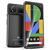 ZEROLEMON Google Pixel 4 Battery Case 6500mAh, Ultra Power...