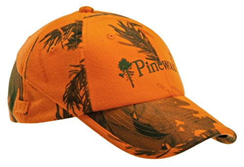 Pinewood Cap Camouflage, AP Blaze, One Size
