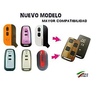 Mando-DE-Garaje-Compatible-Universal-Art-Matic-Codigo-Fijo-y-Variable-433-MHz-868-MHz-Ultima-tecnologia