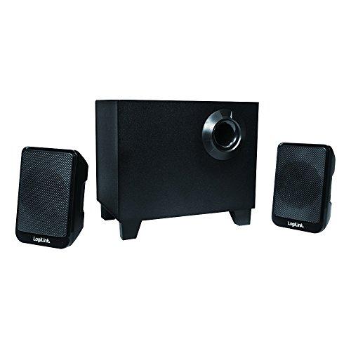 LogiLink 2.1 Stereo Lautsprecher mit Subwoofer