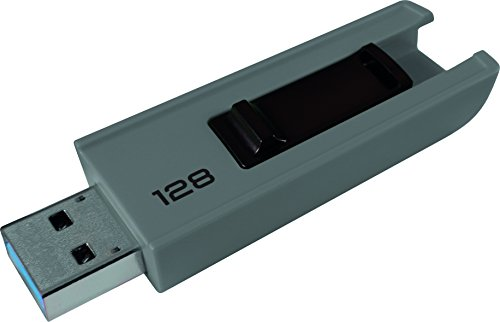 Preisvergleich Produktbild Emtec B250 Slide 128GB USB 3.0 (3.1 Gen 1) USB-Anschluss Typ A Grau USB-Stick