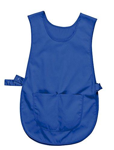 Portwest Portwest Überwurfschürze mit Tasche, Farbe: Royalblau, Größe: XXL, S843RBRXXL