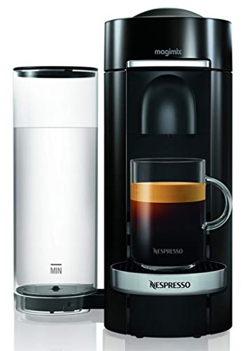 Magimix 11385 Nespresso Vertuo Kaffeemaschine, Schwarz