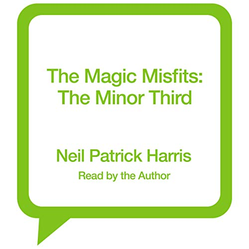 The Magic Misfits: The Minor Third audiobook cover art