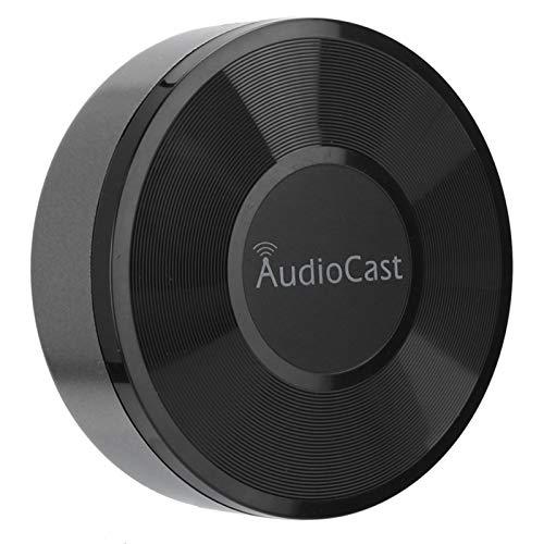 Reproductor de música, sistema de música con altavoces multicanal, el más simple receptor ABS WiFi para adaptador DLNA