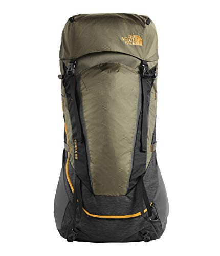 The North Face Terra 55 Mochila, Unisex Adulto, TNF Dark Grey Heather, LXL