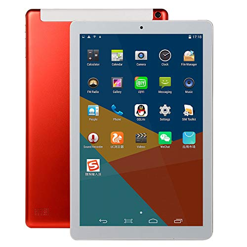 tablet Pantalla HD PC 10.1 Smart PC Dual SIM Dual Standby Android PC Capacidad de batería 4000mah PC multipropósito