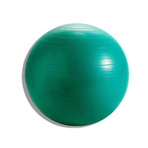 XY&CF Yoga Ball Explosion-Proof Verdickung Massage Ball Fitness Yoga Ball grünen Durchmesser 55cm