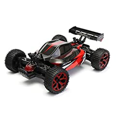 Crawler Buggy RC Car The most speed of the car can reach 20km/h in this price range The control way can reach 45m Four wheel drive makes the car full of power to go forward go back,turn left and turn right The powerful motor and battery gives the car...