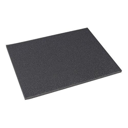 HMF 14590 Boden Schaumstoff, 345 x 275 mm, Koffereinlage, Tabletop, Höhe: 10 mm