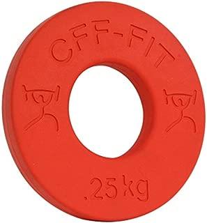 0.25kg plates