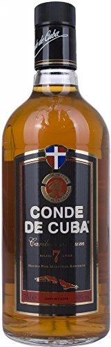 Conde de Cuba 7años Rum (1x 0,7l)