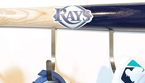 Baseball Coat Rack for the Boys