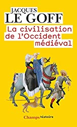 livre La civilisation de l'Occident médiéval