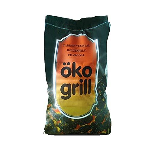 Öko Grill Carbón Vegetal - Bolsa 2.8 kg.