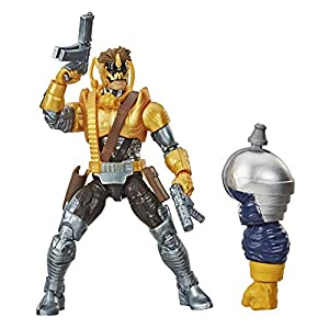 Hasbro Marvel Legends Series Deadpool Collection 6-inch Marvel's Maverick Action Figure Toy Premium Design and 2 Accessories