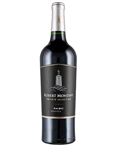 Mendoza IG Private Selection Malbec Robert Mondavi 2017 0,75 L